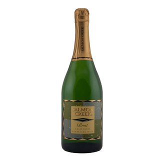 SALMON CREEK Brut NV Sparkling Wine - 0,75 Liter