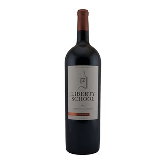 LIBERTY SCHOOL Paso Robles, Cabernet Sauvignon 2013 - 1,5 Liter -  88 Points- Wine Enthusiast
