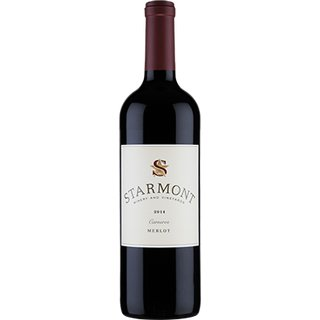 MERRYVALE Starmont - Carneros Merlot  2014 - 0,75 Liter  -90 Points Wine Enthusiast