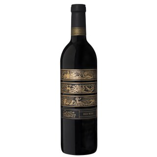 GAME OF THRONES Redwine 2017 - 0,75 Liter -Fernsehserie Game of Thrones